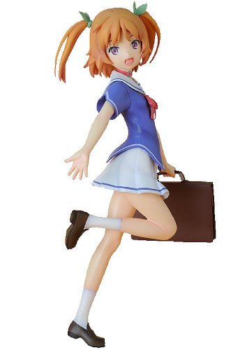 Spring bloom Chiwa (1/8 Scale PVC Figure) that childhood friend is too shambles and my girlfriend (japan import)