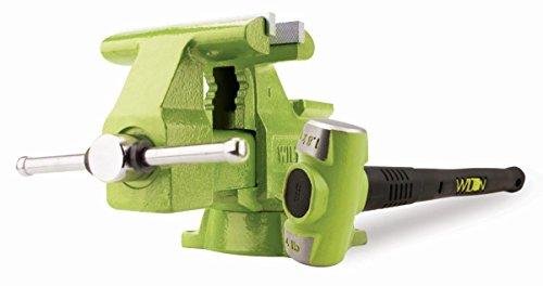 Wilton Tools WIL11128BH 11128BH Schraubstock und Vorschlaghammer