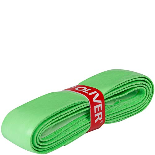 Oliver Basis Grips X-Dry - Raqueta de squash para tenis, color verde 2 bandas de agarre.