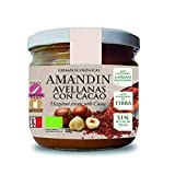 'AMANDIN Crema Ecol gica De Avellanas Con Cacao 330g'