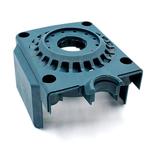 Boden Gehäuse Lagerdeckel Lager Kompatibel für Bosch GSH 10 C, GSH 11 E, GBH 10 DC, GBH 11 DE