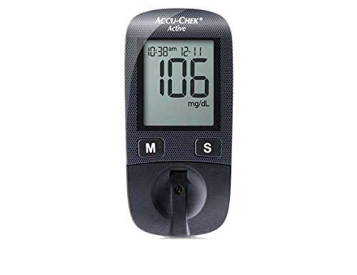 Active Glucometer with 10 Test Strips