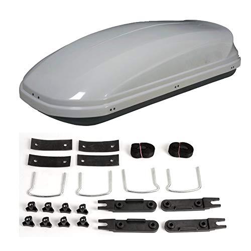 Dachboxen Auto-Dach-Gepäckaufbewahrung, 170x80x40cm, Dachgepäcktasche, Gepäckträger Schiene, Reisegepäck, Aufbewahrungsbehälter