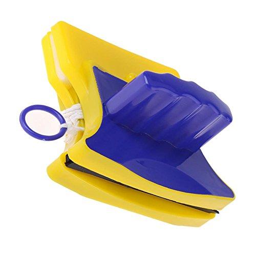 Foru-1 dubbelzijdig venster glas Magnetische borstel Raam Roest Remover Huishoudelijk gereedschap