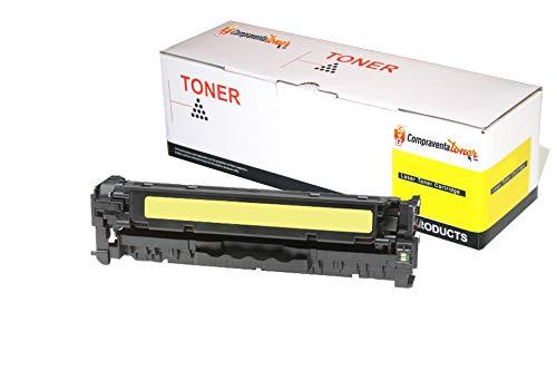 CVT- Cartucho de Toner Compatible CF542A / 203A Amarillo para HP Color Laserjet Pro M254dw M254nw MFP M281FDN M281FDW M280NW