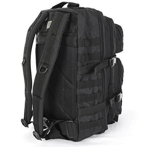 Mil-Tec Rucksack US Assault Pack Laser Cut - 2