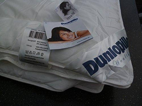 Dunlopillo Health 4 Jahreszeiten Bett Steppdecke Bettdecke Gr. 135x200cm