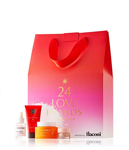Flaconi Adventskalender 2020 Beauty Luxury für Frauen, idealer Advent Kalender für die Frau, Beautykalender Wert 500 €, 24x Damen Kosmetik