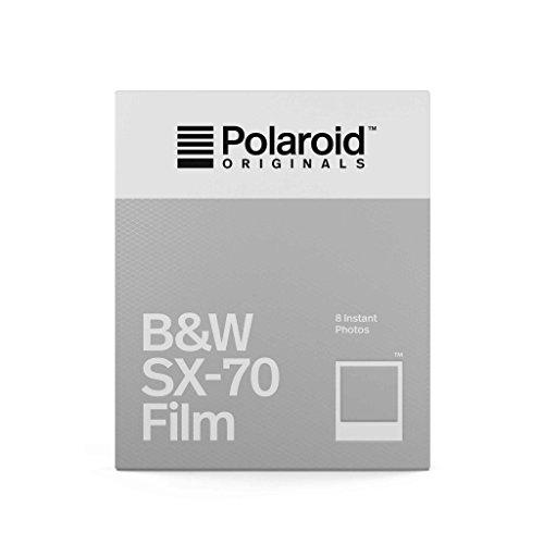 Polaroid Originals - 4676 - Sofortbildfilm Schwarz und Weiß fûr SX-70 Kamera