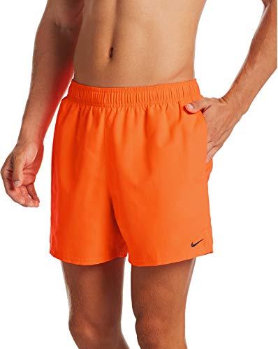Nike 5 Volley Short, Costume da Bagno Uomo, Arancione Totale, M