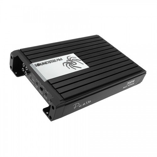 Purchase Soundstream PA4.700 Picasso Series 700W Class AB 4-Channel Amplifier (Renewed)