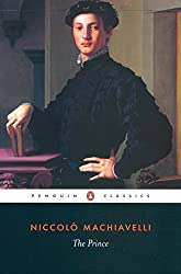 Cover of The Prince by Niccolo Machiavelli