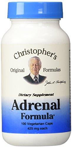 Adrenal Formula Dr. Christopher 100 VCaps