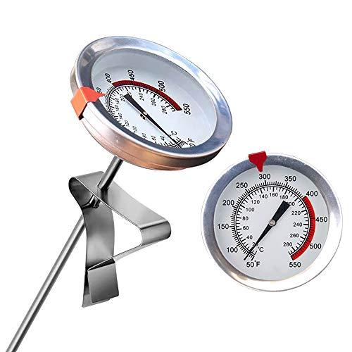 Termómetro de 8 pulgadas y 12 pulgadas