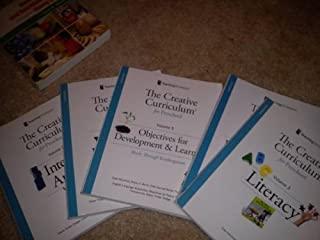 The Creative Curriculum for Preschool 5th edition