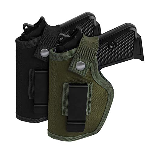 iYIKON 2 Pack Gun Holsters for Concealed Carry, Universal...