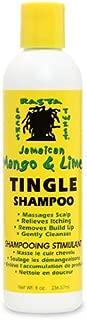 Jamaican Mango & Lime Tingle Shampoo, 8 Ounce