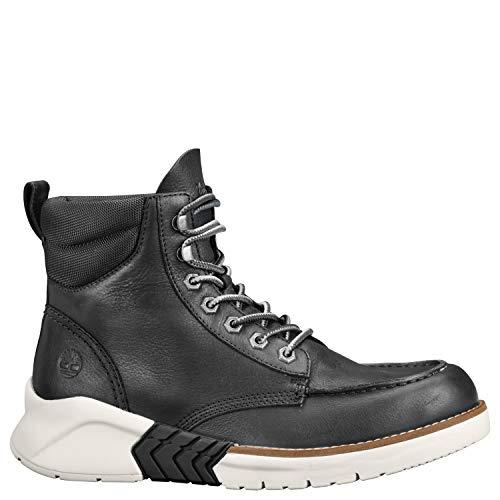 Grain M Timberland rMoc Boot Black 10 Toe t c Full 2WD9EHI