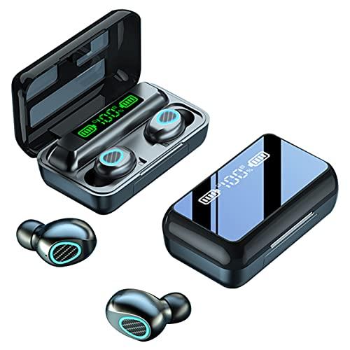 Fone de ouvido sem fio R15 TWS fone de ouvido estéreo Bluetooth 5.1 3D Touch fone de ouvido esportivo à prova d'água com capa de carregamento