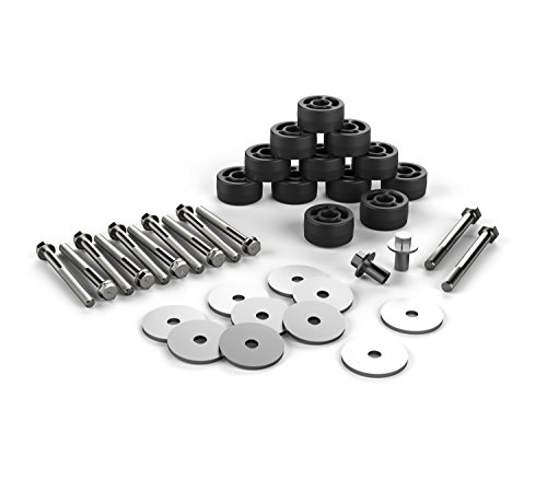 Teraflex 4152100 JK BODY LIFT KIT
