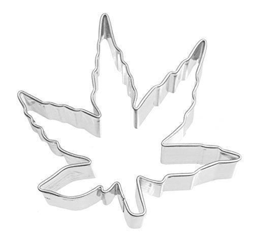 Plätzchen - Ausstechform / Plätzchenform Blätter
