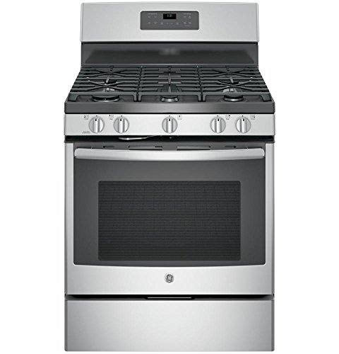 GE JGB660SEJSS Sealed Burner Range
