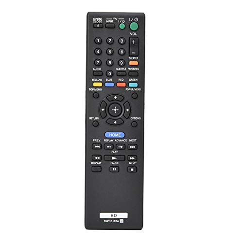 Hakeeta Telecomando Universale, Controller TV, sostitutivo per Sony RMT-B107A BDP-BX37 BDP-S370 BDP-S373 45CS BDP-BX57 BDP-S570 BDP-S270 BDP-S470 BDP-S1700ES BDP-S770