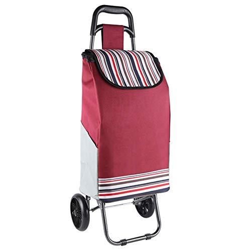 ZTMN Chariot de Transport Chariots de chargement Chariot pliant Chariot Pour la Maison Articles...