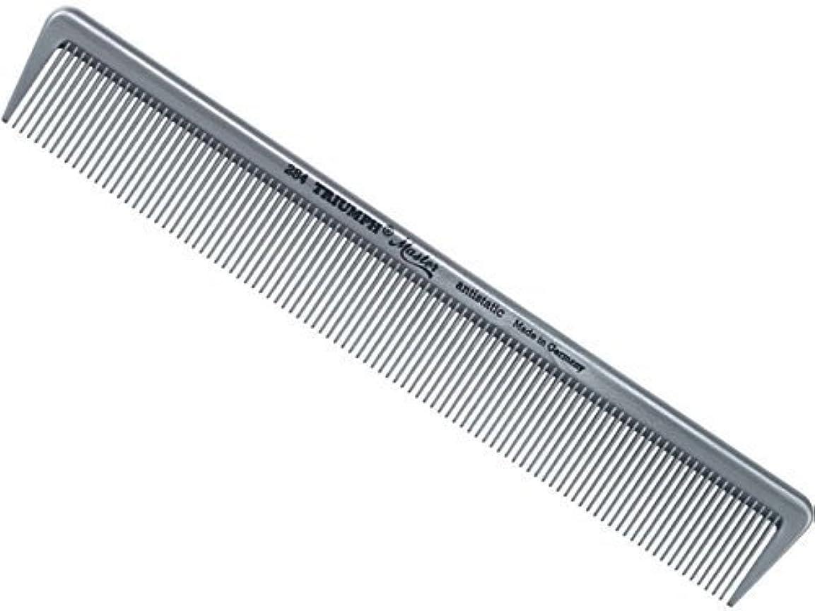 実り多いクレデンシャル意味のあるTriumph Master Hair Cutting Comb All Fine Teeth 7.5