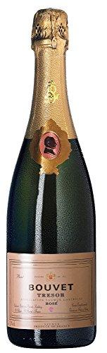 Bouvet Ladubay Cremant Tresor Rosé Brut AC 0,75l