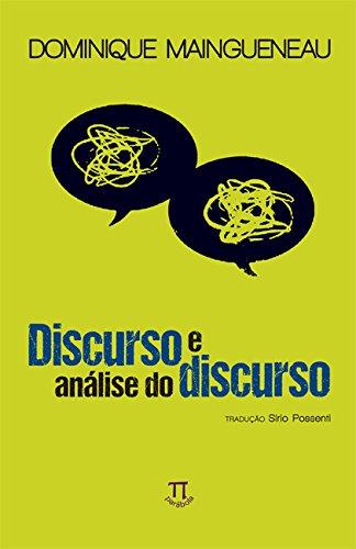 Discurso e Análise do Discurso