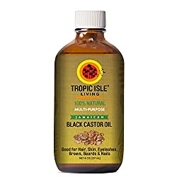 Tropic isle living best jamaican black castor oil brand