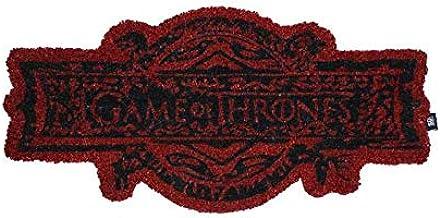 Game of Thrones Door Mat Openning Logo Doormat Game of Thrones Official Merchandising Reference DD Home Textiles Unisex Ad...