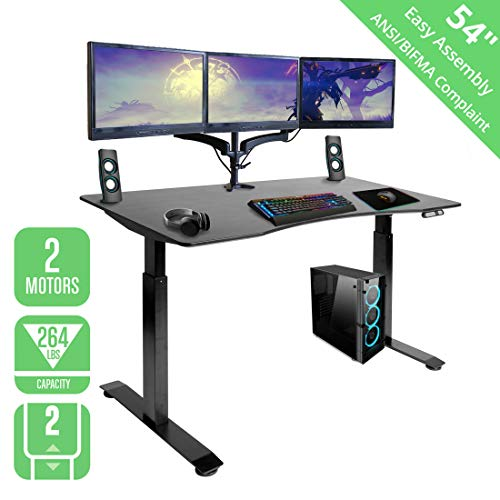 Seville Classics Airlift S2 Electric Standing Desk