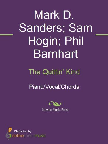 The Quittin' Kind (English Edition)