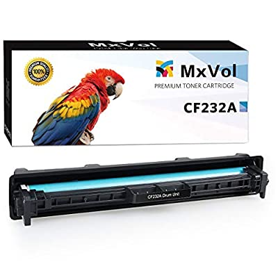 MxVol Compatible HP 32A CF232A Drum Unit, Yields Up to 23,000 Pages use for HP Laserjet Pro M148dw M203dw M227fdw M118dw M148fdw M227fdn Printer, 1-Pack