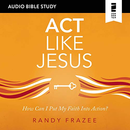 Act like Jesus: Audio Bible Studies  By  cover art