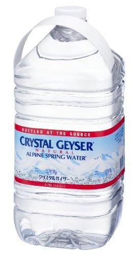 『大塚食品 Geyser(クリスタルガイザー) 3.78L(1ガロン)×6本 [正規輸入品]』の2枚目の画像