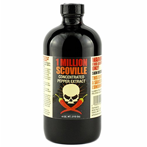 1000000 scoville hot sauce - 1