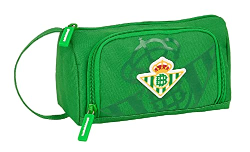 safta Portatodo con Bolsillo Desplegable Lleno Real Betis Balompié, 200x85x110 mm