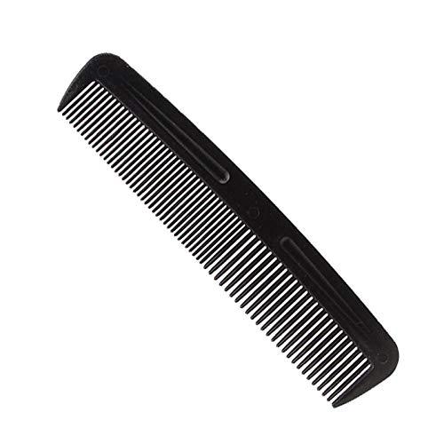 CSXM Pencil case Kamm Professionelle Haarbürste Cricket Hitzebeständige Mittelschneidende Carbon-Kamm Bürsten Antistatische Haarbürste