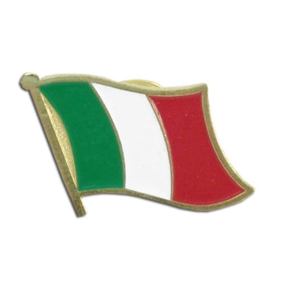 US Flag Store Lapel Pin Italy Flag