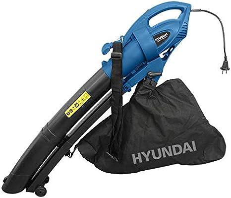 Hyundai 57201 3-in-1 Bladblazer en -zuiger - 2800W