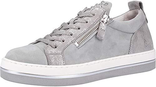 Gabor 23.381 Damen Sneakers Grau, EU 37,5