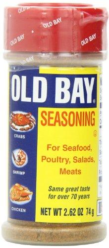 Old Bay Seasoning-2.62 Ounces - 3 Bottles