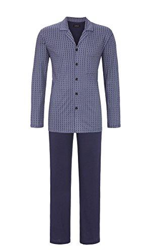 Ringella Herren Pyjama granit60 7541233
