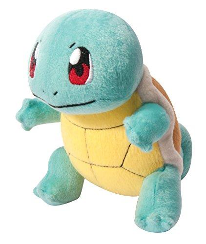 TOMY Pokémon Petite Peluche Carapuce