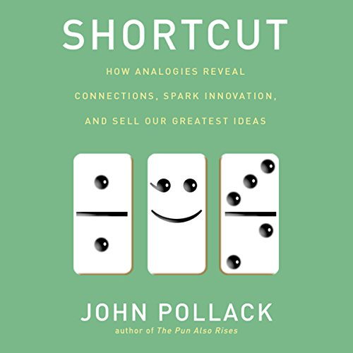 Shortcut audiobook cover art