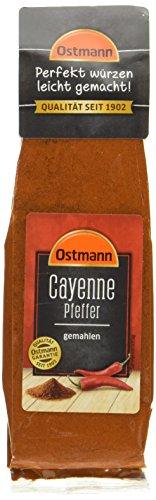 Ostmann Cayenne-Pfeffer gemahlen (1 x 40 g)
