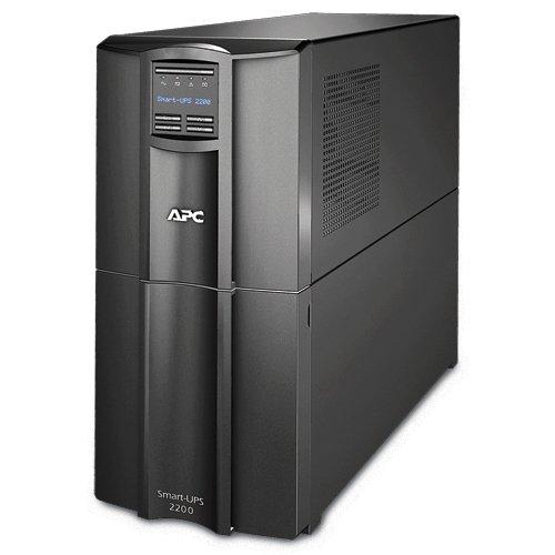 APC Smart-UPS 2200VA UPS Battery Backup with Pure Sine Wave Output...
